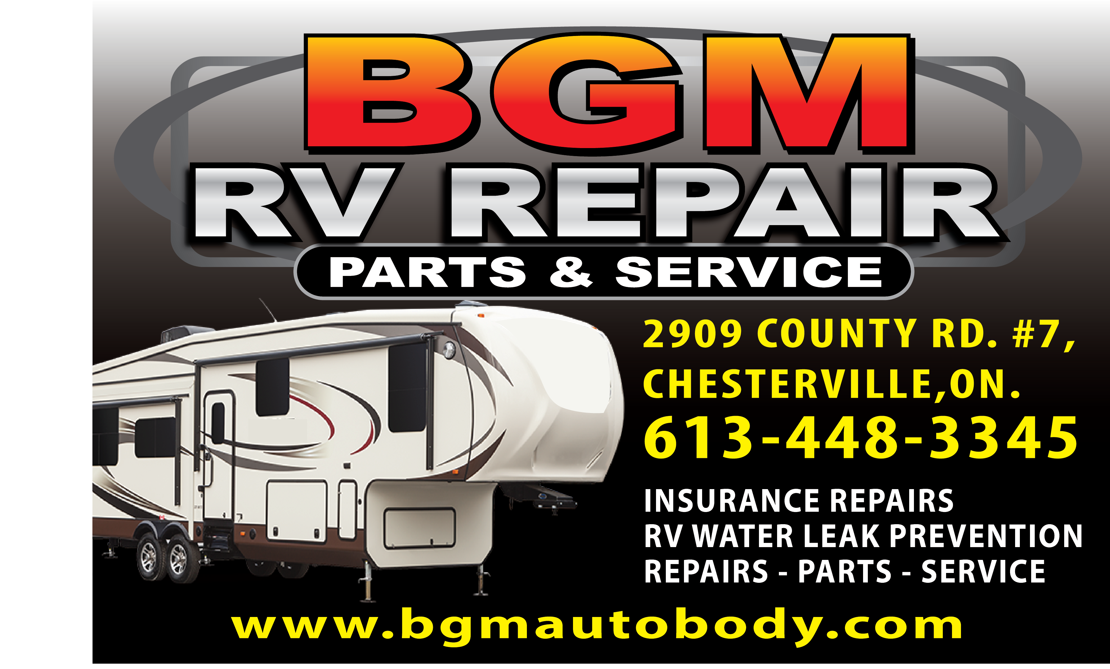 BGM RV Centre