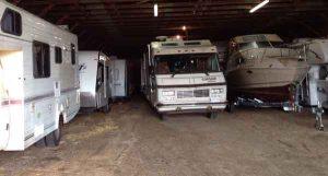 Chesterville Fairgrounds Winter Storage