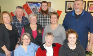 2018 Chesterville Ag Society Board of Directors