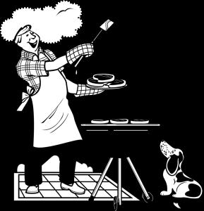 BBQ Meat Raffle