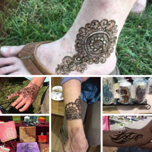 Countryside Henna