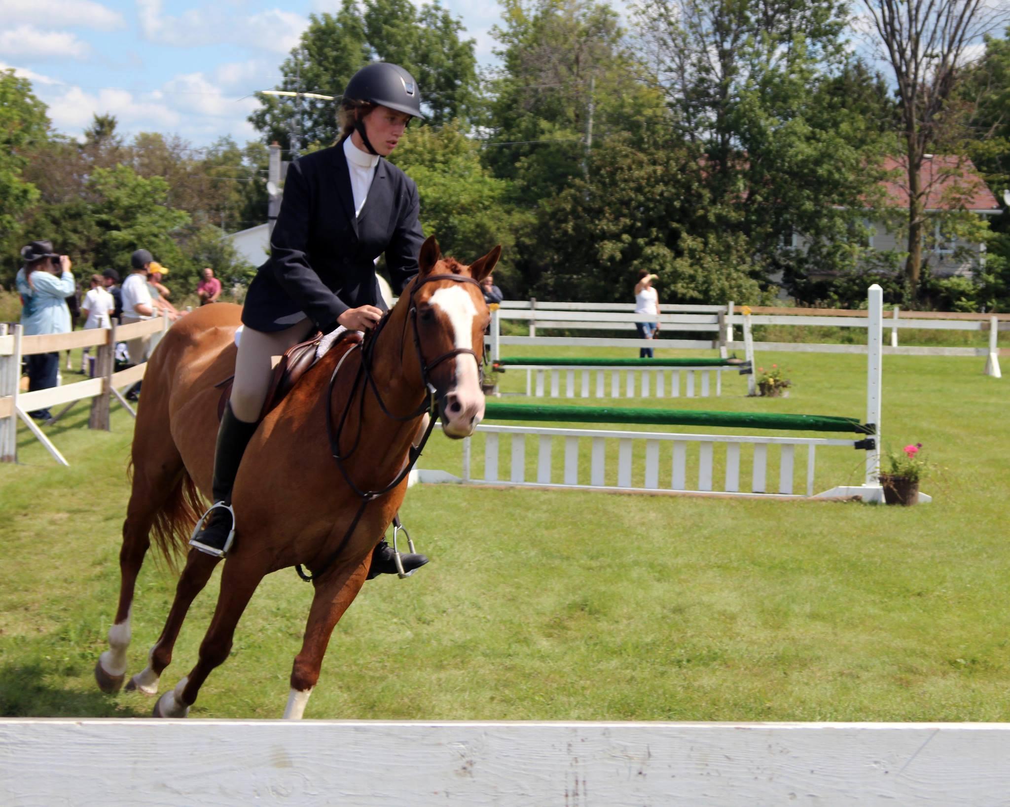 Hunter Horse Show - Chesterville Fair