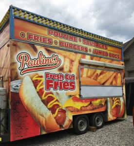 Pauline's Fresh Cut Fries