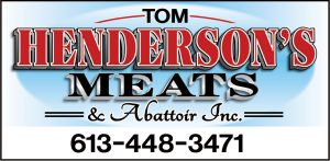 Tom Henderson's Meats and Abattoir Inc.